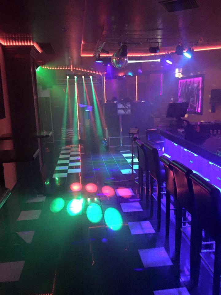 Tanzfläche Jukebox Club in Stuttgart