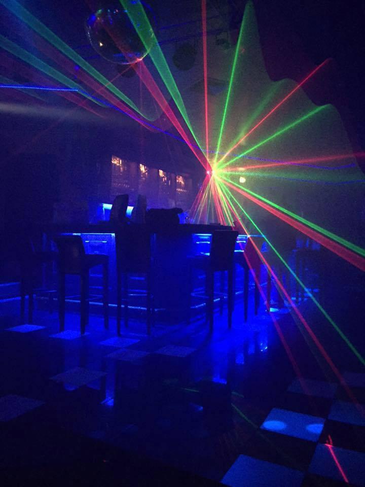 Bar im Jukebox club in stuttgart bad cannstatt
